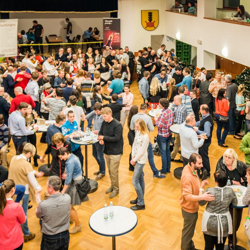 Výstava vín Hovorany 2016