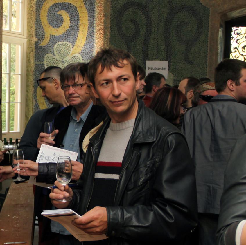 Den vína v Buchlovicích 2014