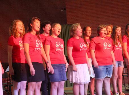 Overweldigend concert in het Lindel