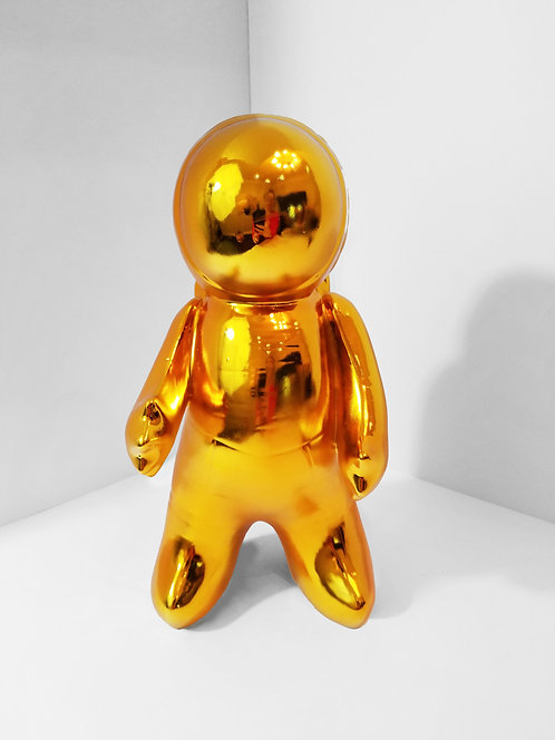 Space Man Yellow