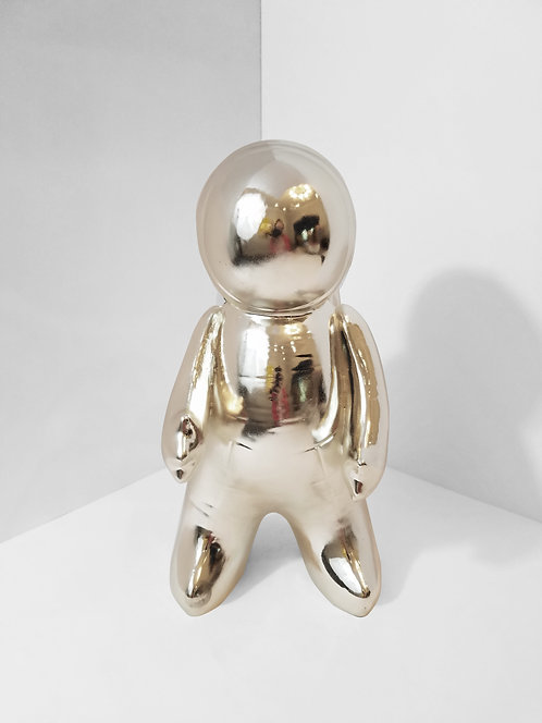 Space Man Silver