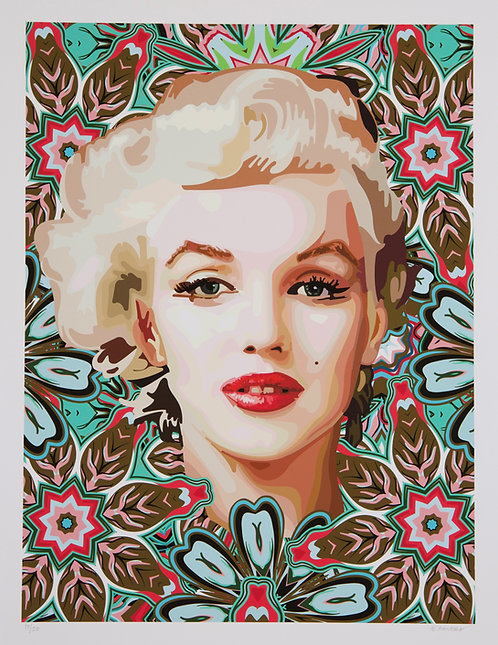 Marilyn Turquoise