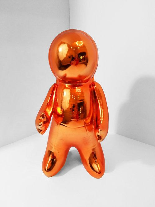 Space Man Orange