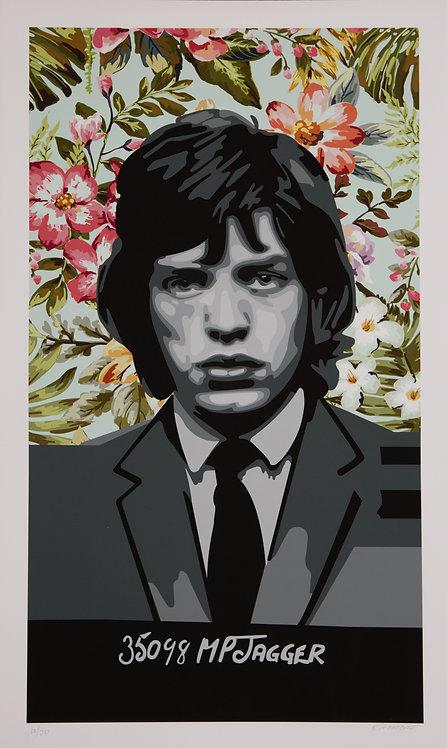 Jagger Mugshot