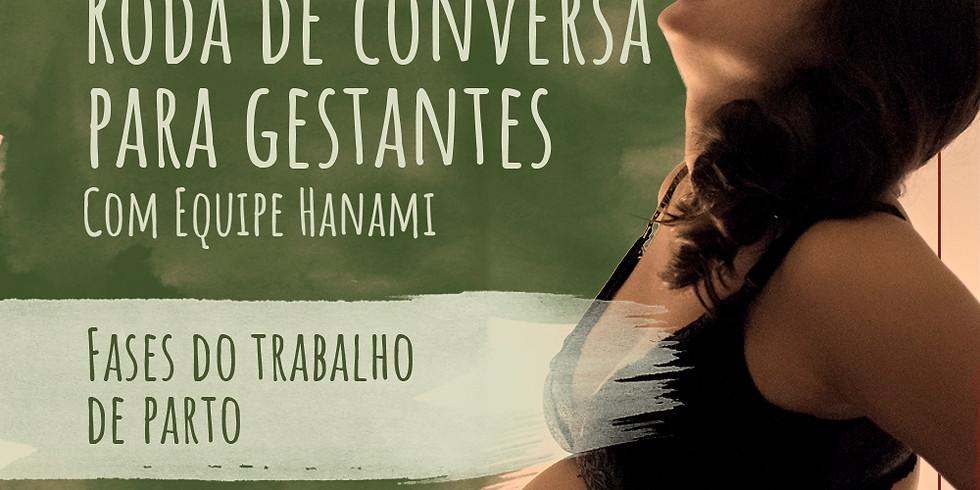 Conversando sobre as FASES DO TRABALHO DE PARTO