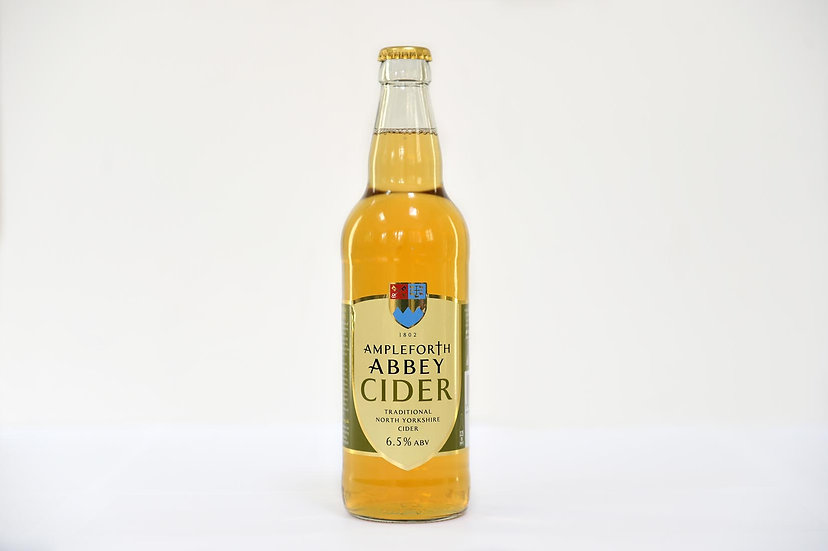 Traditional Carbonated Cider - 500ml