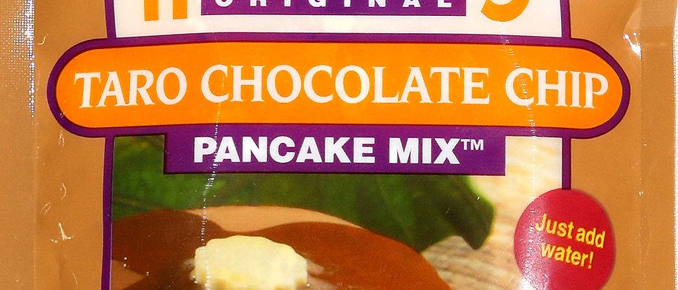 2 - 6oz. Taro Chocolate Chip Pancake Mix