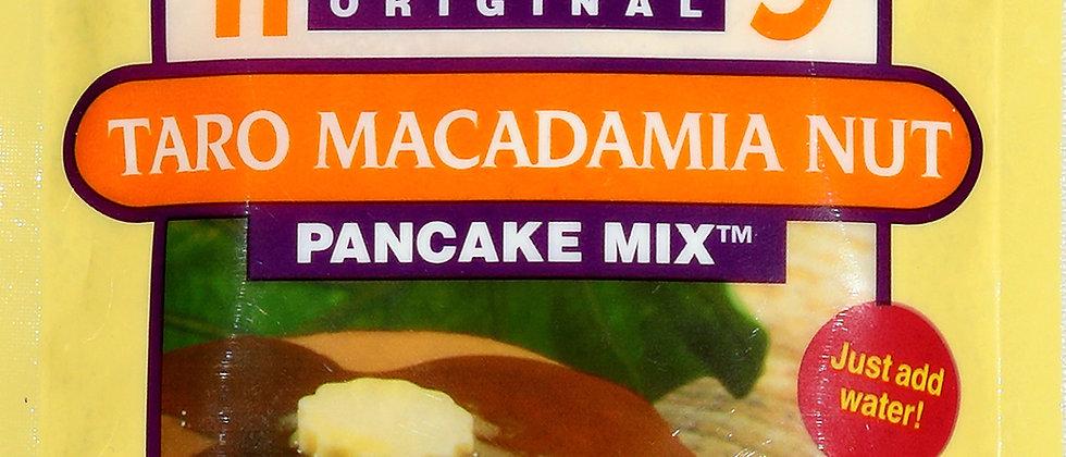 2 - 6oz. Taro Macadamia Nut Pancake Mix