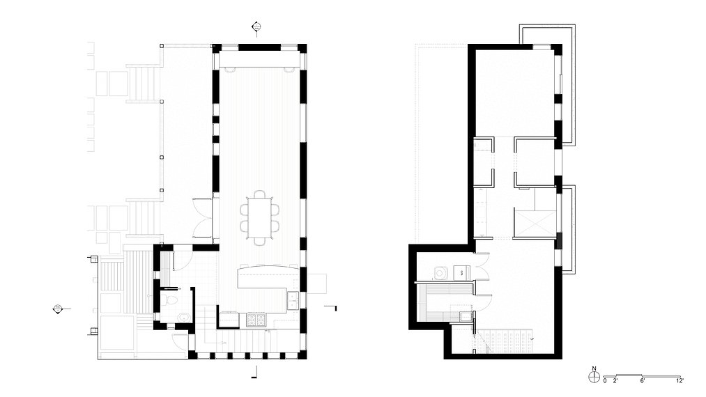 The 5250 sqft residential project is comprised of an 822 sqft home, storage and a car porch. The house is designed as an adaptation of the modern prairie-style houses combined with the vernacular concepts, by using materials like Duracell blocks, rammed earth and conventional wooden framing.