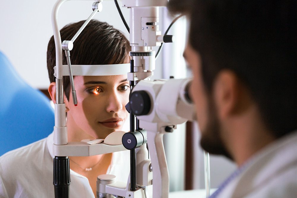 students build AI project detects eye disease