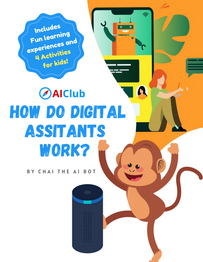 AIClub - 'How do Digital Assistants work?'
