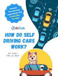 AIClub - 'How do Self-driving cars work?'