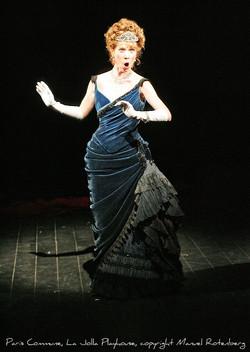 The Opera Singer in Paris Commune, La Jolla Playhouse, photo by Manuel Rotenberg