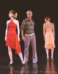 Car Men and the Women who Love them, with Jean Isaacs San Diego Dance Theatre, photo my Manuel Roten