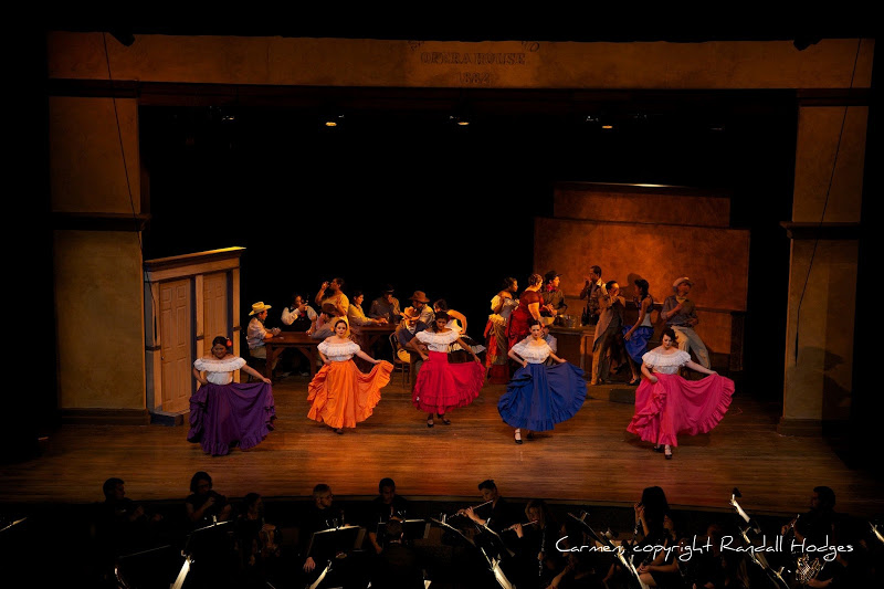 Carmen, Gypsy Song