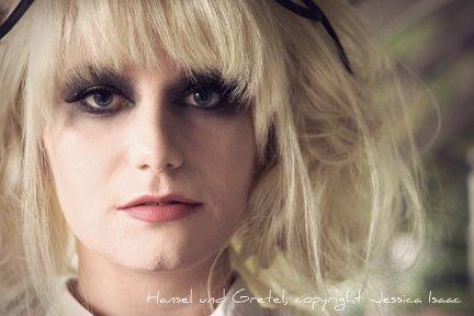 Hansel und Gretel, Wo bin ich, Natalie O'Donnell, Gretel, photo by Jessica Isaac