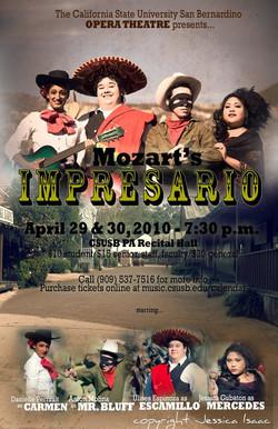 Impresario poster
