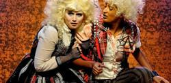 Hansel und Gretel at Hexenritt Cafe