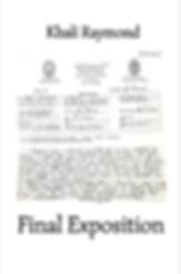 Final Exposition