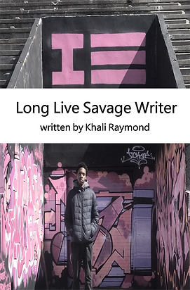 Long Live Savage Writer Front Cover.png