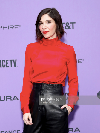 Hair Styling for Carrie Brownstein