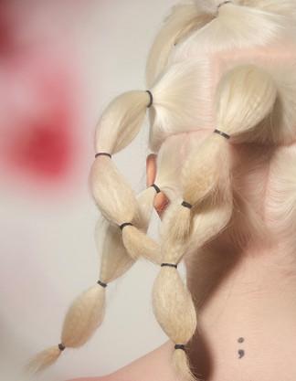Hair by Amy Wilson