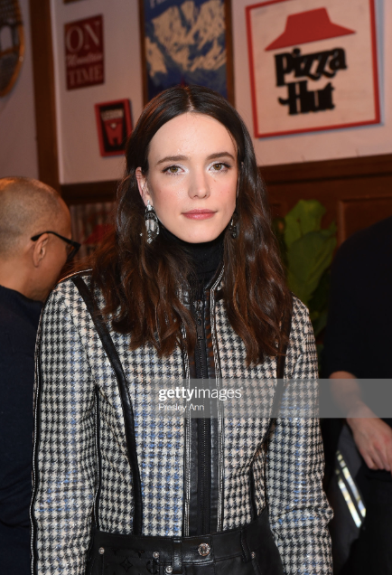 Hair Styling for Stacy Martin