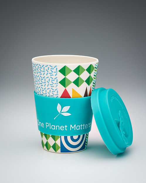 Geometric keep cups