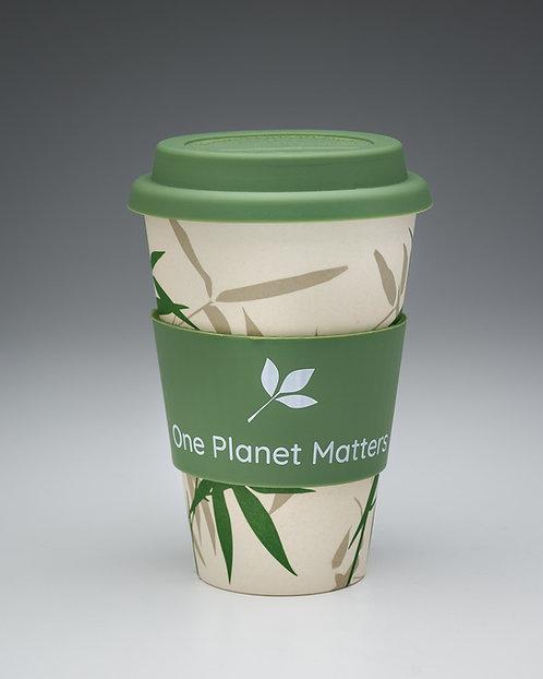 Bamboo keep cups
