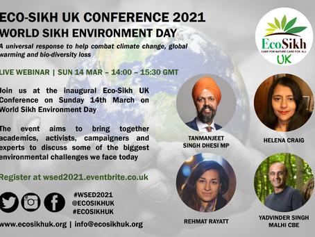 Eco Sikh  - World Sikh Environmental Day
