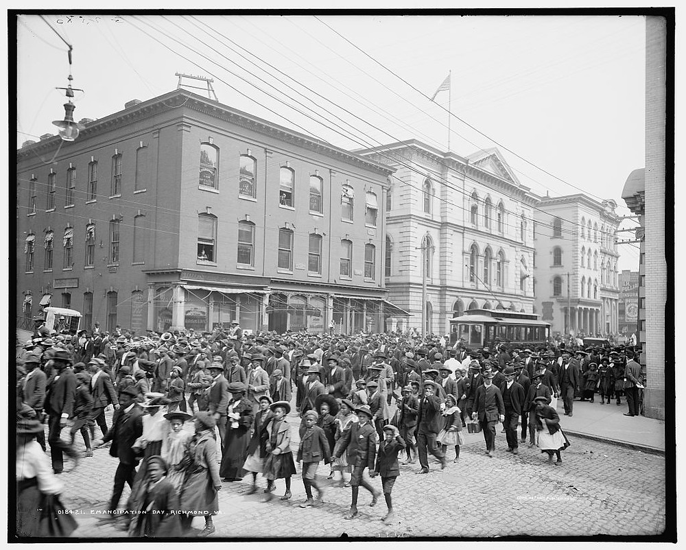 Juneteenth Celebration Emancipation Day Library of Congress