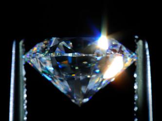 鑽石指南之三:忽略燈光,才能知道鑽石真正的火光!