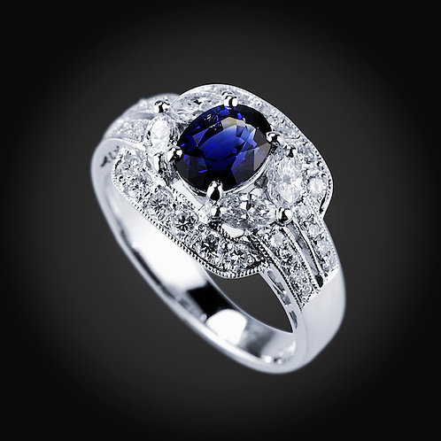 藍寶石-Sapphire