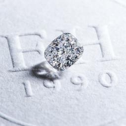 【鑽石形狀:墊形】- 舊時代的新經典