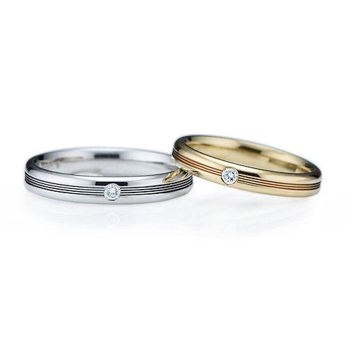 德製結婚對戒
