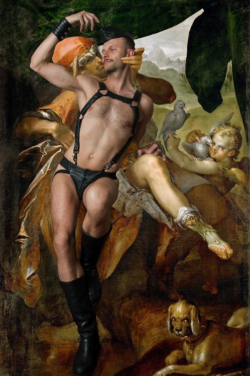 Adonis and Venus