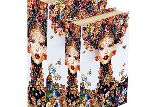 ספר קופסא מלכת הפרפרים
