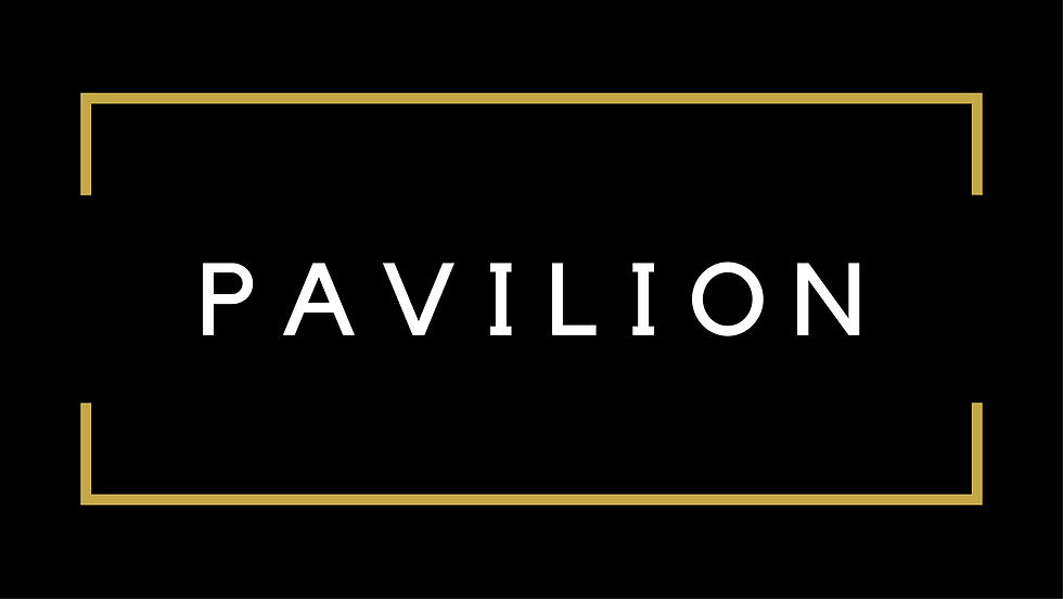 Pavilion Wolfeboro NH restaurant Logo. Experience one of the best restaurants in Wolfeboro, NH