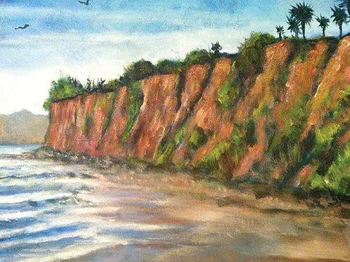 Sienna Cliffs