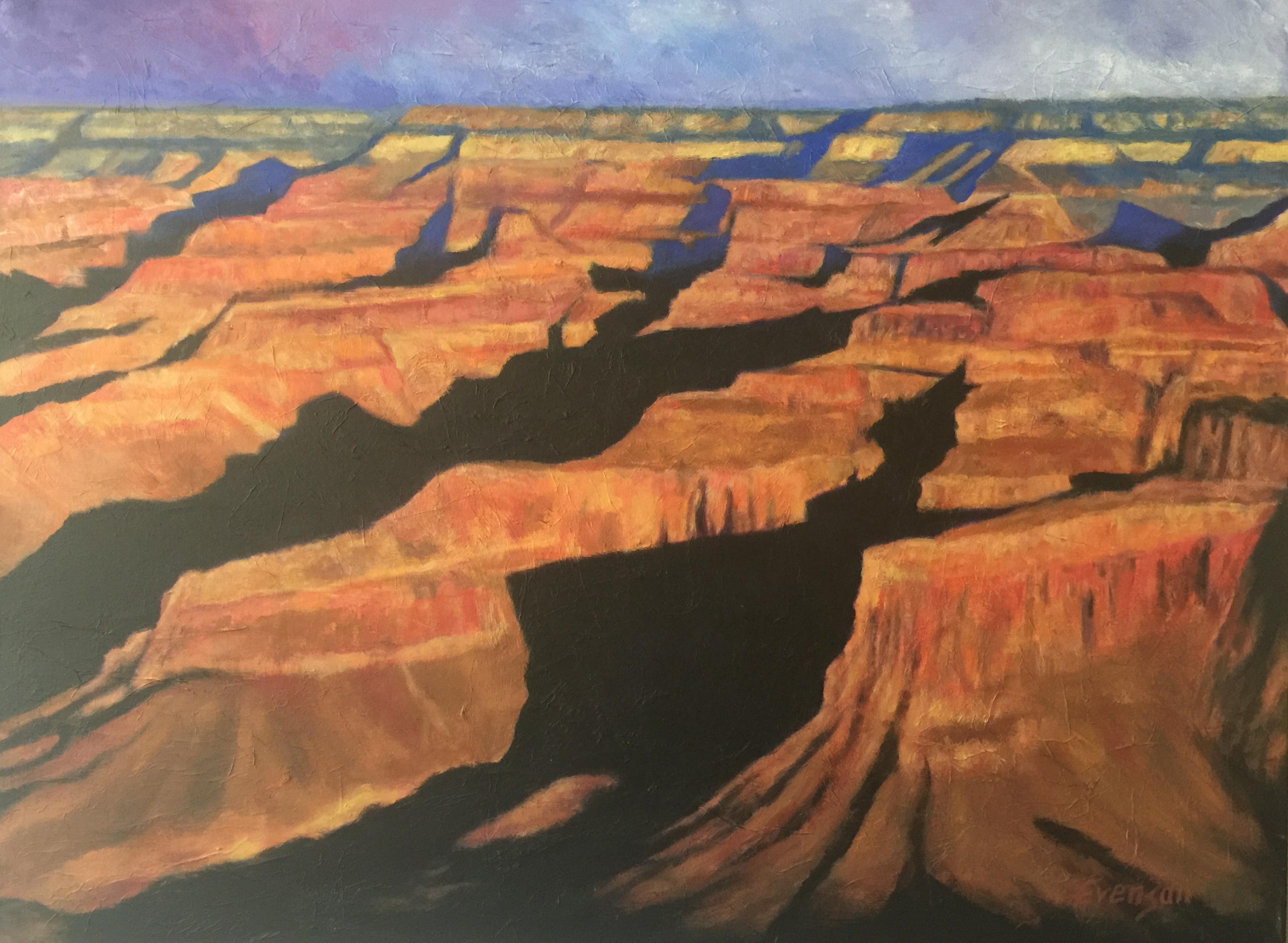Canyon Shadows