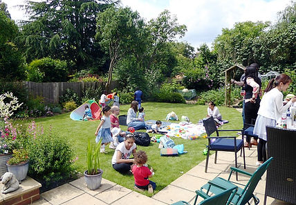 Parents Group Barbecue