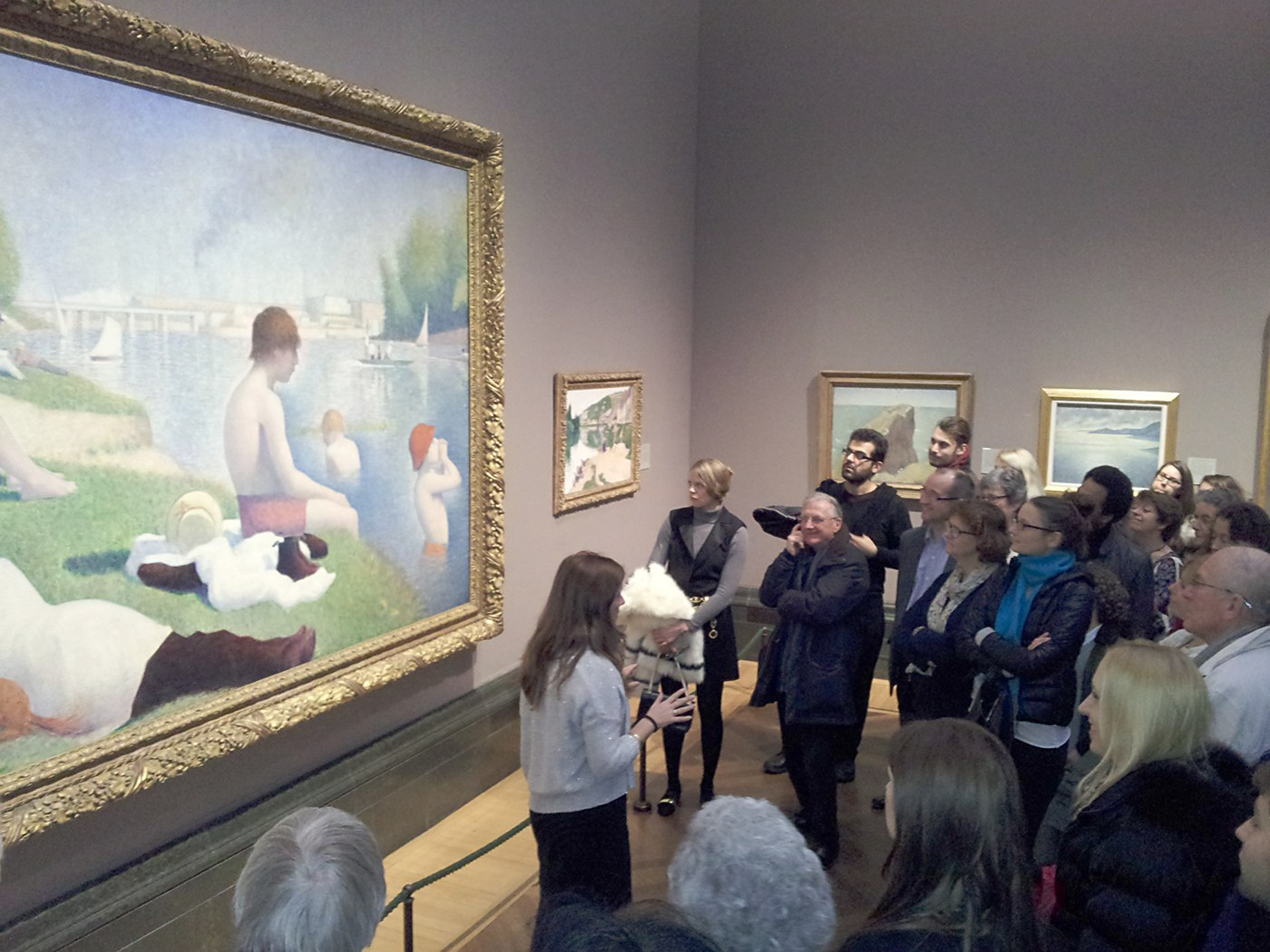 Touring the National Gallery