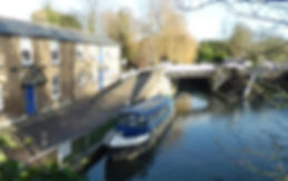Batchworth lock and canal centre