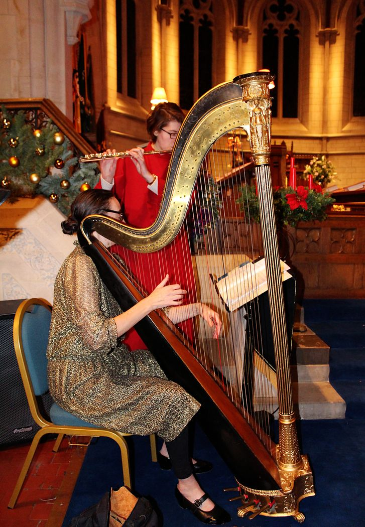 United Carol Service 21 December