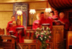 Trinity choir