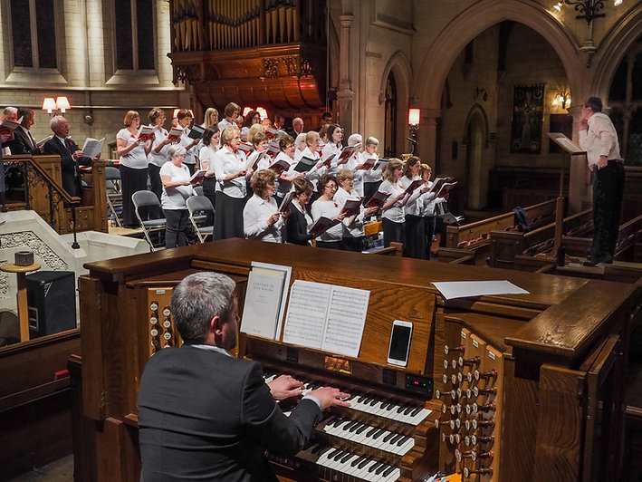 Trinity Festival Choir