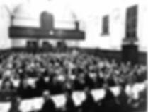 Stewardship Dinner 12 Nov 1963 in Sutton Public Hall