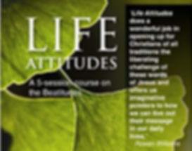 Life Attitudes course