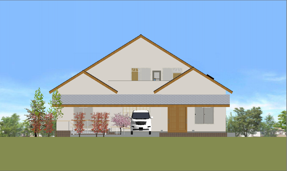 2世帯住宅,全館空調自然派住宅三重県鈴鹿市みのや