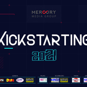 Kickstarting 2021